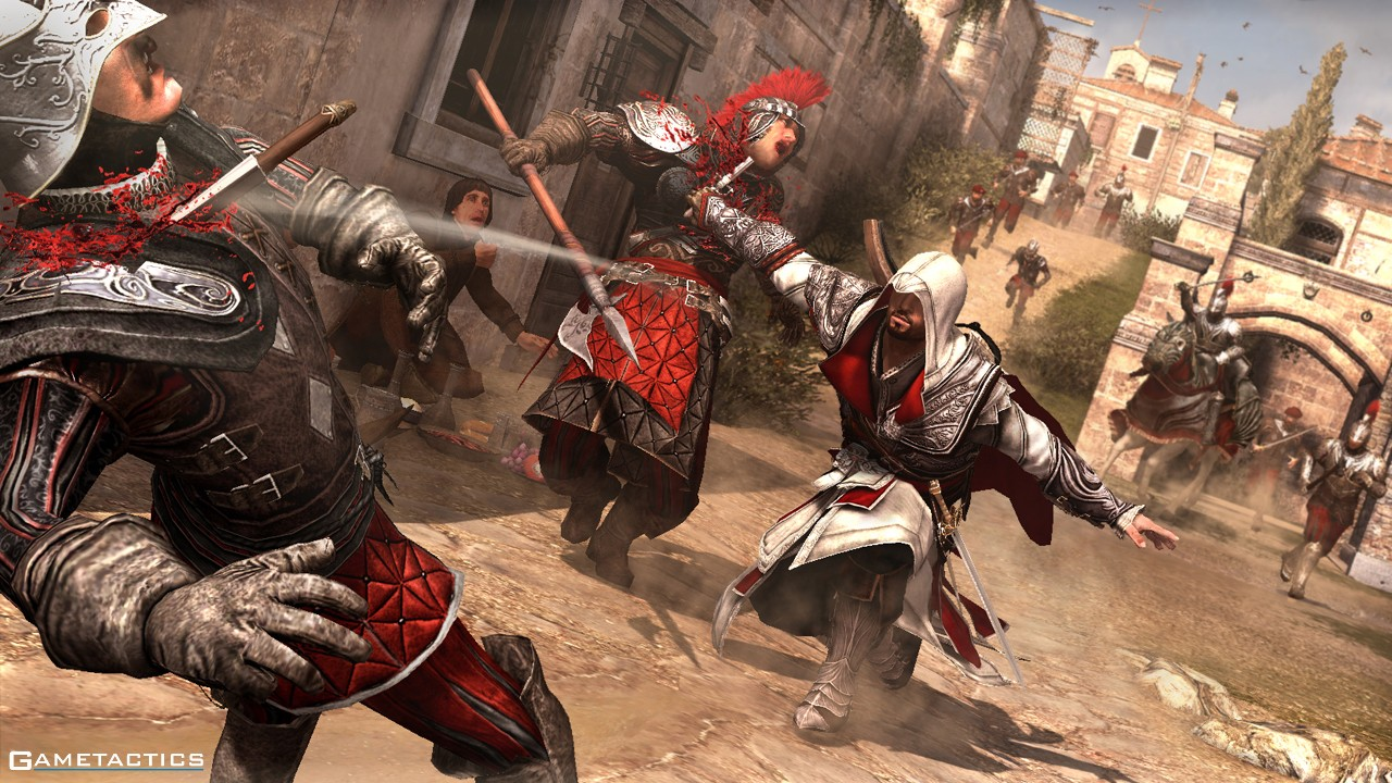 the assassins of rome book review