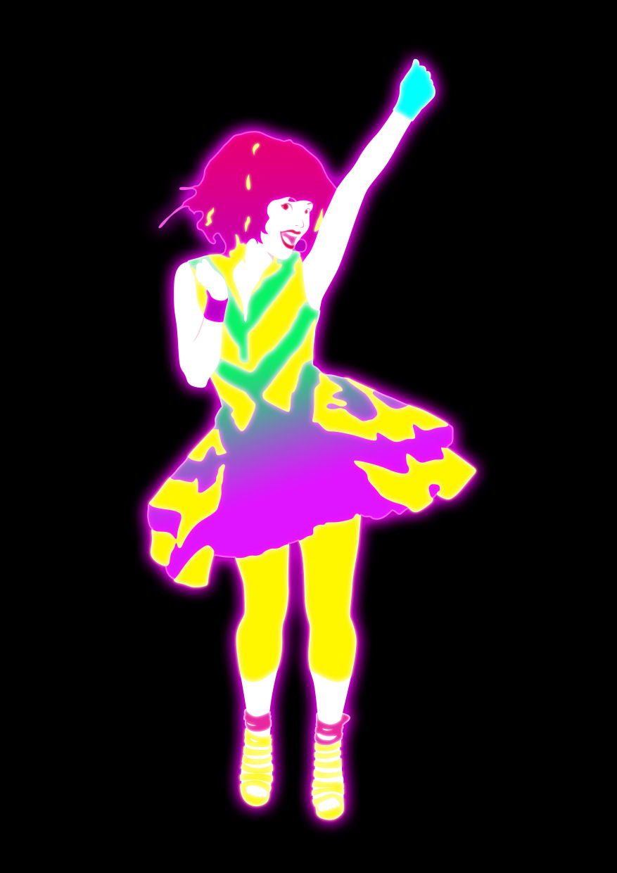 Just For Fun Drawings Education: Just Dance 3 Heading To All 3 Consoles