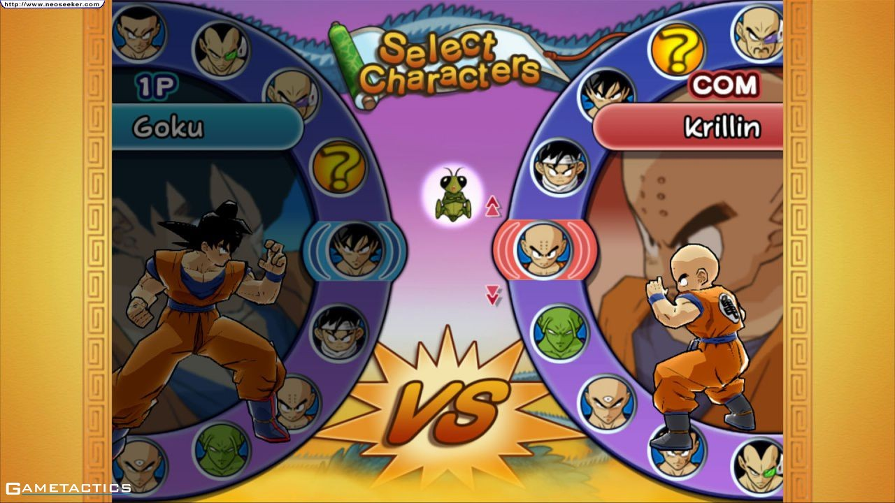 Dragon Ball Z Budokai HD Collection – Review (Xbox 360