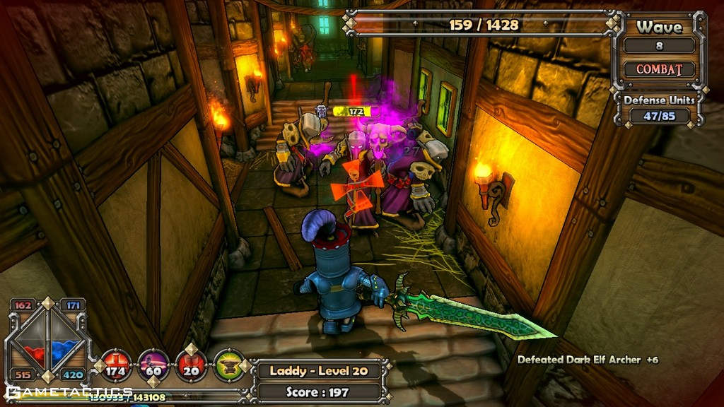Dungeon defenders review xbox 360 xlba - Dungeon defenders 2 console ...