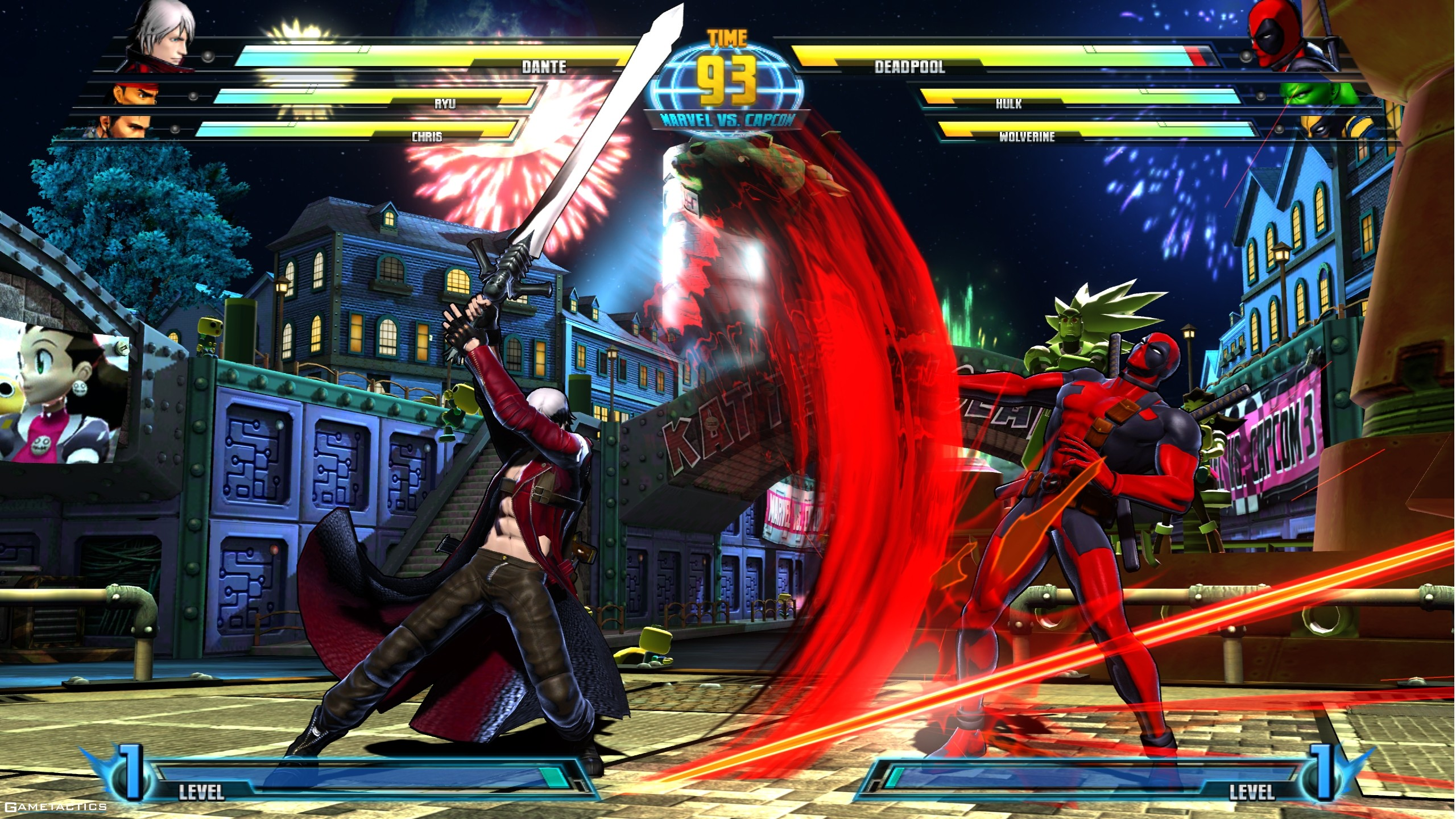 Marvel Versus Capcom 3: Fate of Two Worlds – Review (Xbox
