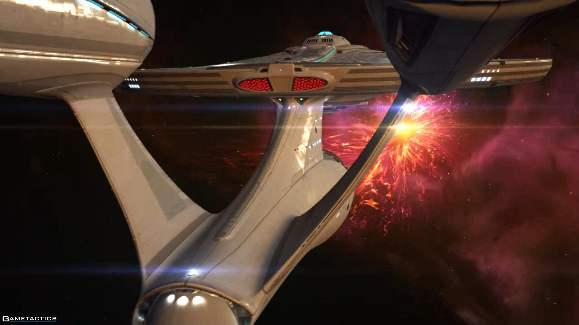 Star trek enterprise game