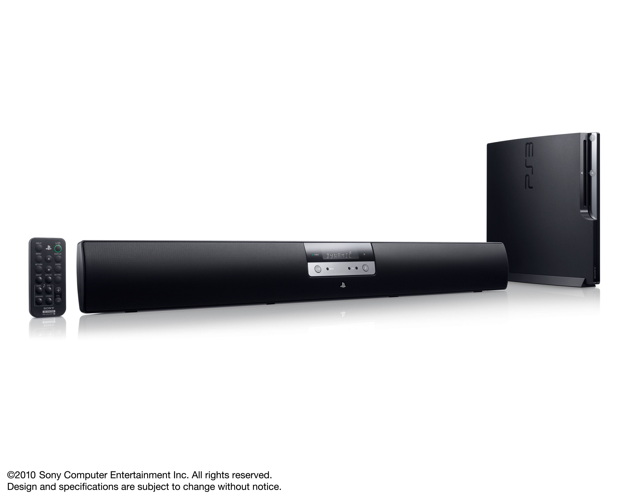 E3 2010 Sony Announce Surround Sound System For Ps3