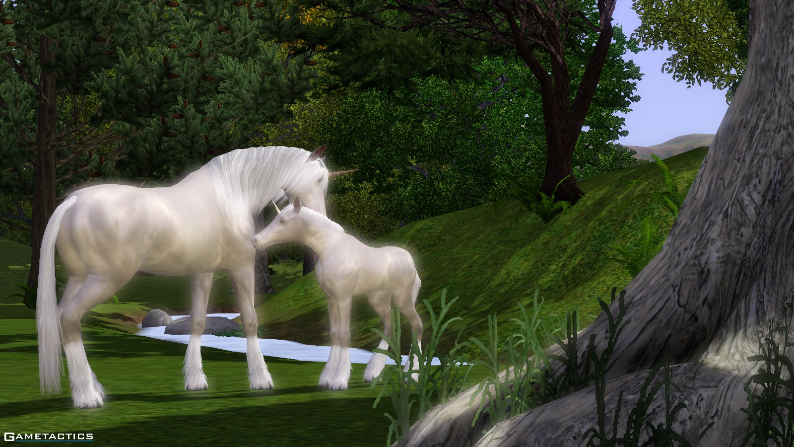 sims 3 pets xbox 360 how to get a horse
