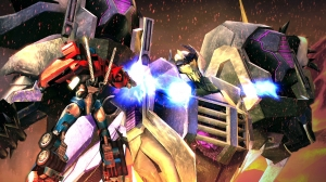 transformers-prime_wii-u-screenshot_optimus-prime-fights-thunderwing