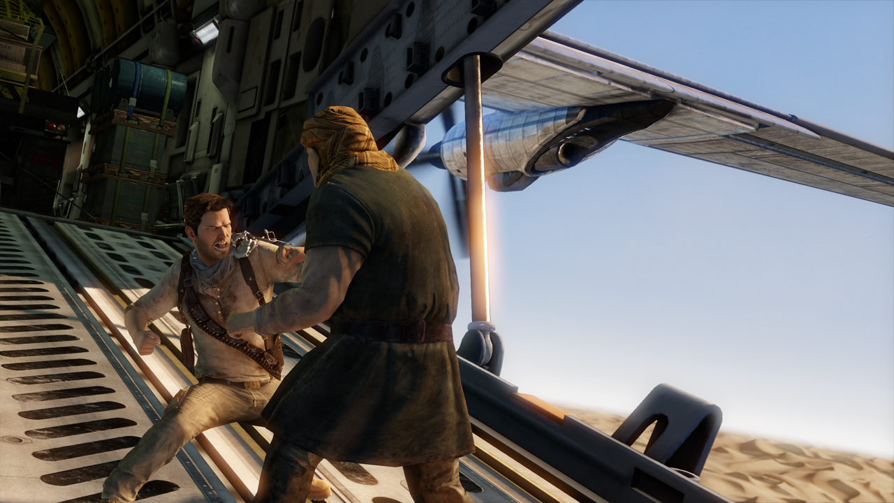 Uncharted 3: Drake's Deception – Review (PlayStation 3 ...