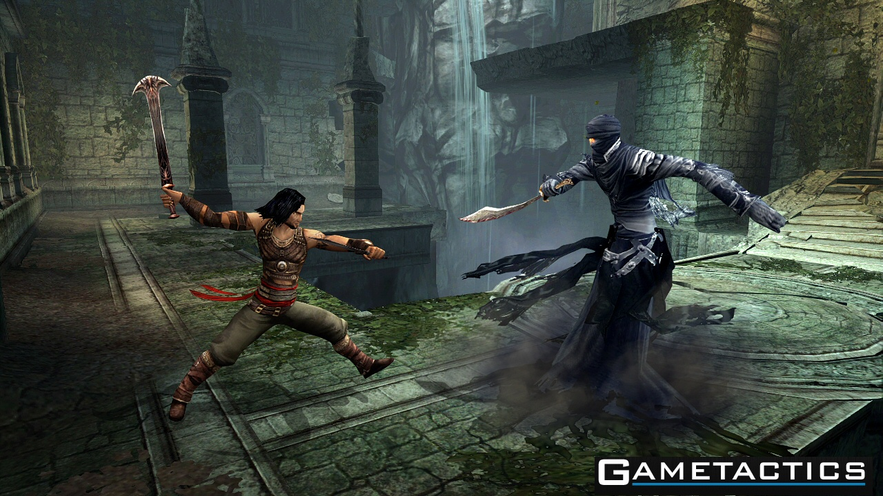 Ubisoft Announces Tom Clancy S Splinter Cell Classic Trilogy Hd And Prince Of Persia Classic Trilogy Hd For Playstation 3 First Screenshots Gametactics Com