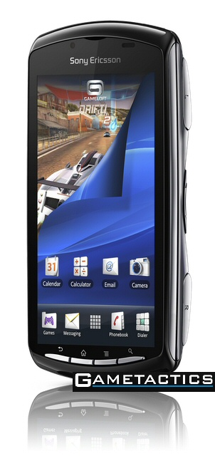 sony ericsson xperia play black. Sony Ericsson Xperia PLAY and