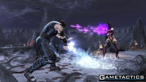 Mortal Kombat / Sub Zero Ice Puddle Screenshot