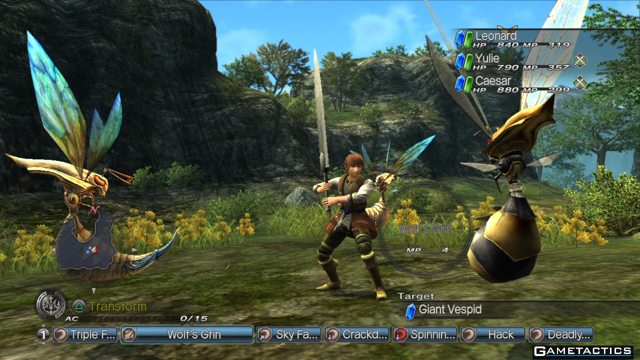 New Screenshots for White Knight Chronicles II on ...
