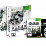 Metal Gear Solid Limited Edition Xbox 360 Product Shot