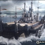 White Knight Chronicles II Battleship Screenshot
