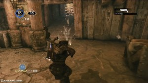 Gears of War 3 Multiplayer Trenches Screenshot