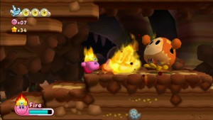 Kirbys Return to Dreamland Screenshot