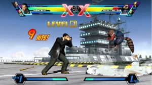 Ultimate Marvel Versus Capcom 3 screenshot