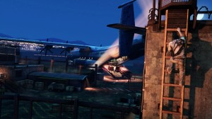 Uncharted 3 Drakes Deception Screenshot