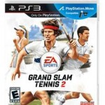 Grand slam Tennis 2 PS3 Cover image003