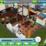 The Sims Free Play Screenshot