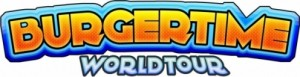 Burgertime World Tour Logo