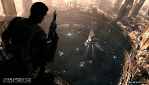 Star Wars 1313 artwork
