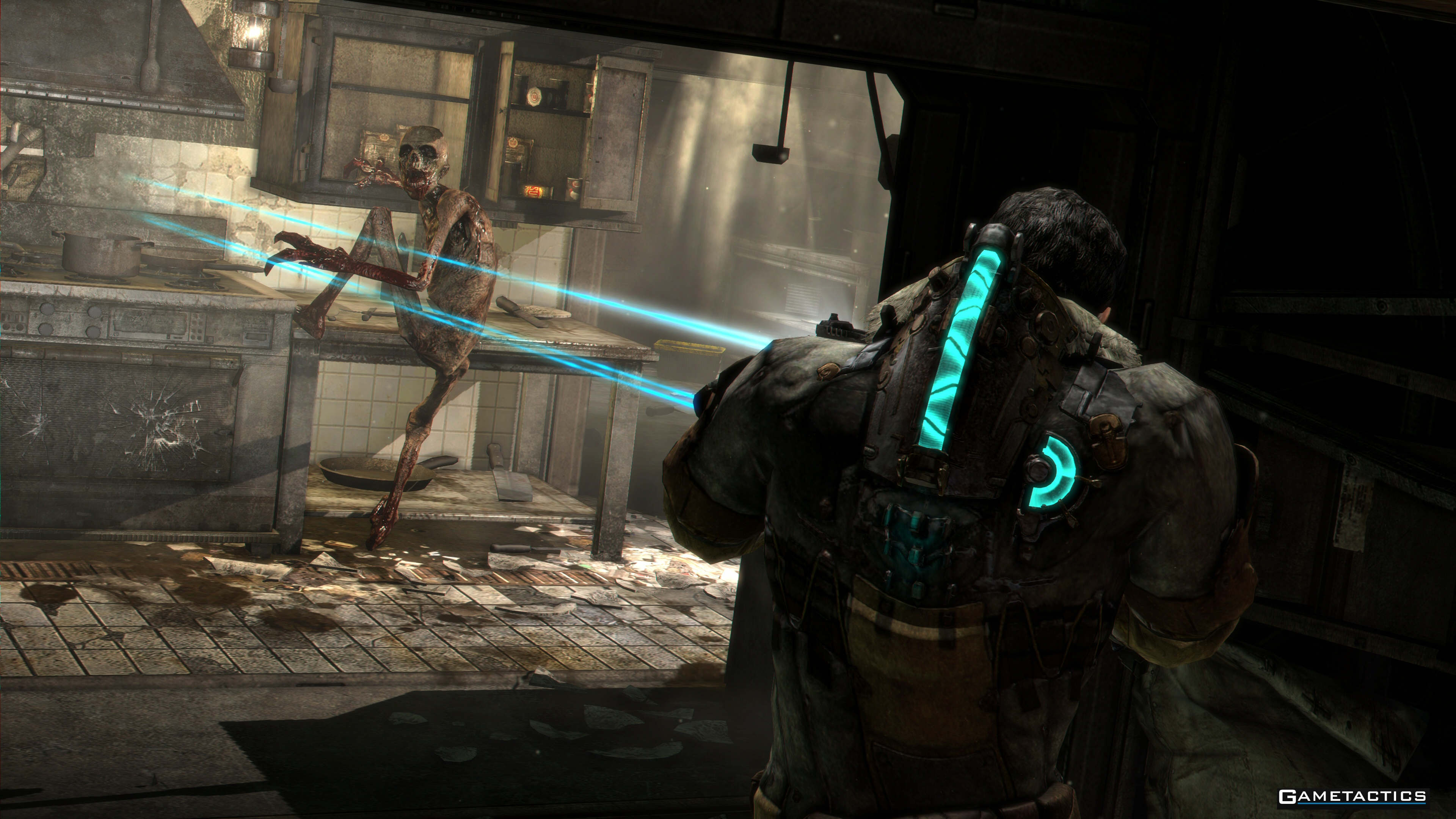 Dead Space 3 – Review (PlayStation 3) : Gametactics.com