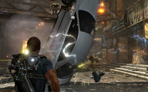 Inversion Screenshot Car