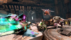 Transformers Fall of Cybertron Screenshot