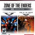 Zone of the Enders HD Collection Box Shot