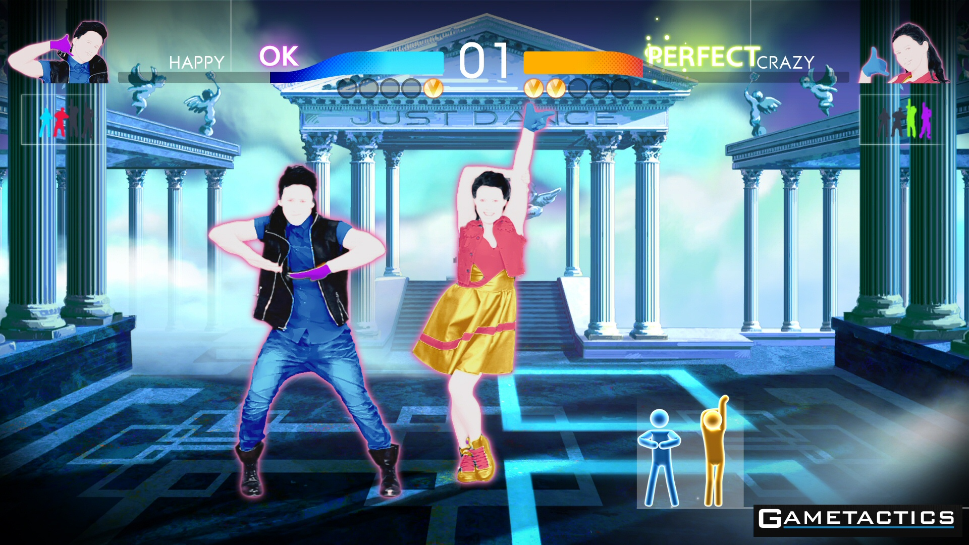 Just Dance Game For Xbox 360 : Just dance 4 launch trailer and screenshots u2013 released today in