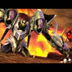 Transformers Prime_Wii U screenshot_Optimus Prime faces Thunderwing
