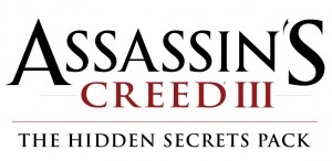 Assassins Creed III Hidden Secrets Logo
