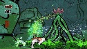 Okami HD GamesCom Screenshot