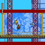 Street Fighter X Megaman Screenshot