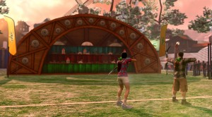 Sports Champions 2 PS3 Screenshot