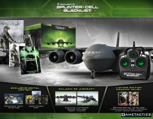 Tom Clancy's Splinter Cell Black List Collectors Edition