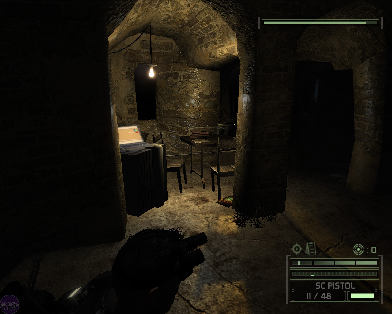 Splinter Cell Chaos Theory Screenshot - 02