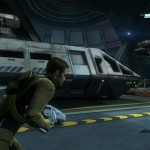 Star Trek The Video Game 2-17-13 - Kirk & Shuttle