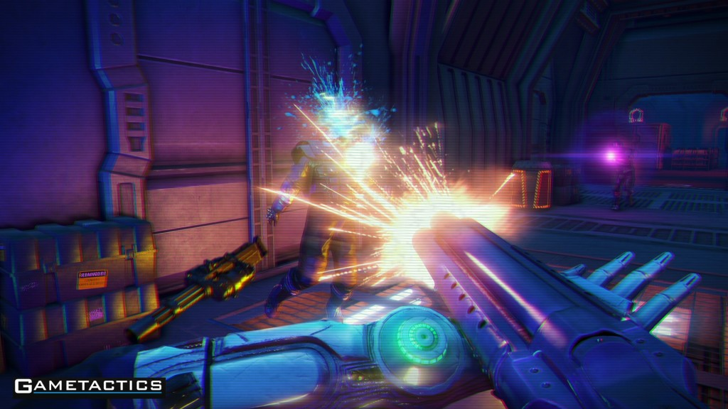 Far Cry 3 Blood Dragon Review - Xbox 360 (XBLA)