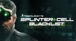 Splinter Cell Black List Logo
