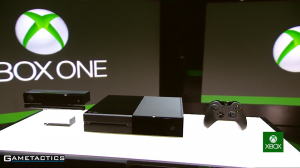 Xbox One Console Kinect and Controller