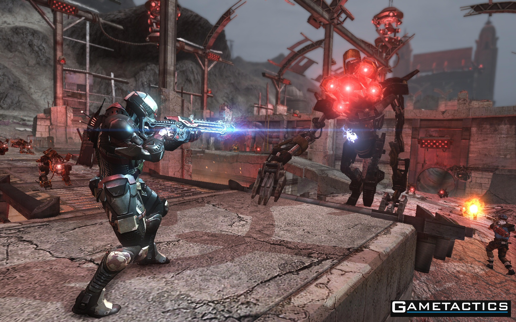 Defiance Review – Windows PC