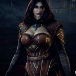 Castlevania Lords of Shadow 2 Carmilla