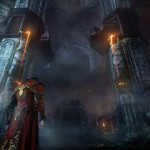 Castlevania Lords of Shadow 2 The Library