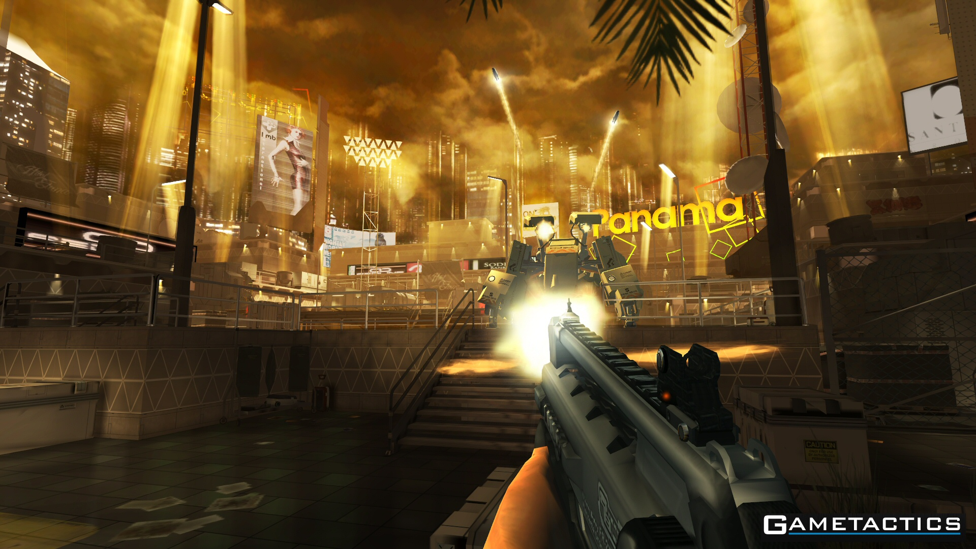 DEUS EX: THE FALL Announced for Tablets / First ...  DEUS EX: THE FA...