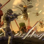 Earth Defence Force 2025 Ranger_Red Ants