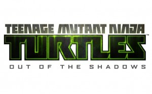 Teenage Mutant Ninja Turtles Out of the Shadows logo