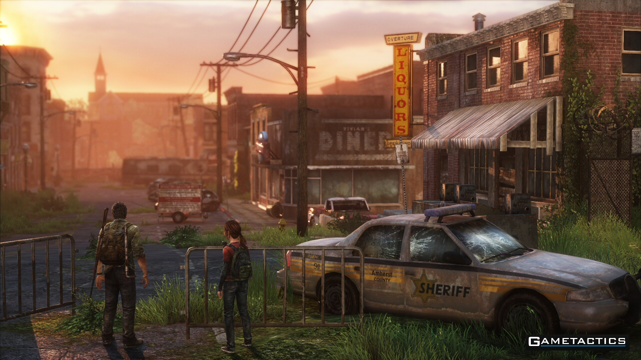 The Last of Us Review - PlayStation 3
