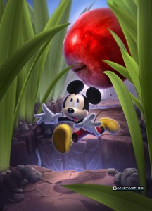 Castle of Illusion Starting Mickey Mouse marketing-poster_apple_final_layers_2