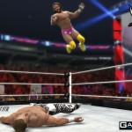WWE 2K14 Elbow_Drop2