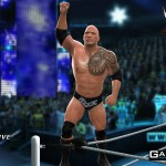 WWE 2K14 Rock_Entrance